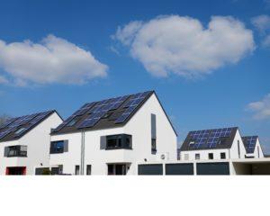Quartierlösungen und Wohnkomplexe